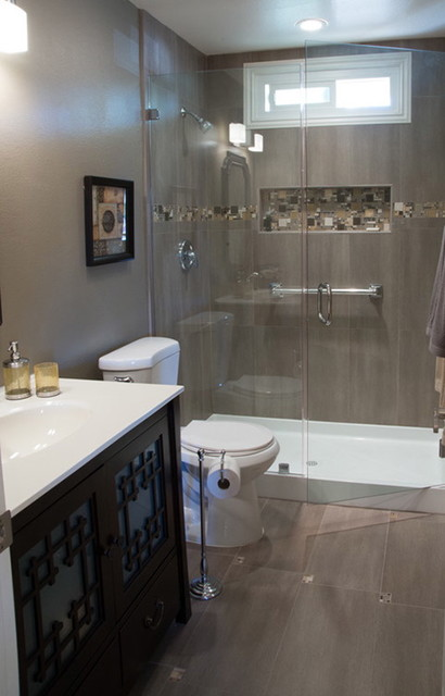 Laguna Hills Residence Contemporary Bathroom Orange County By Creative Touch Designs