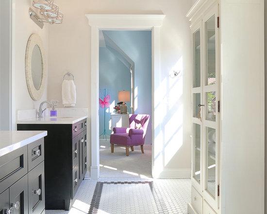 Jack and jill bathroom home design ideas pictures for Jack n jill bathroom designs