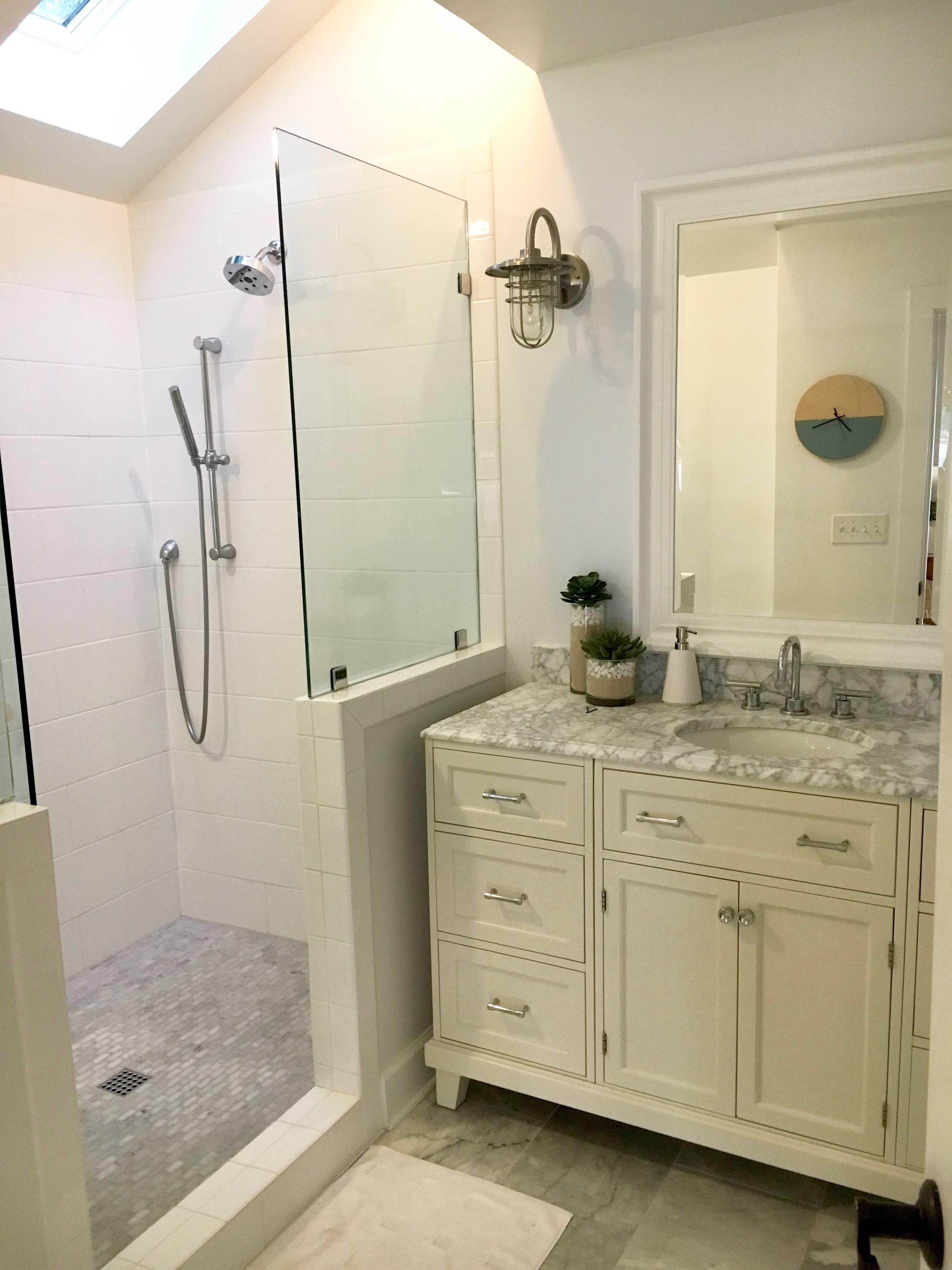 Lake Front Bathroom Renovation