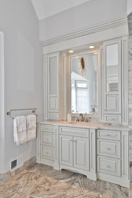 Lake heather master bedroom bathroom remodel bathroom for Bathroom builders birmingham