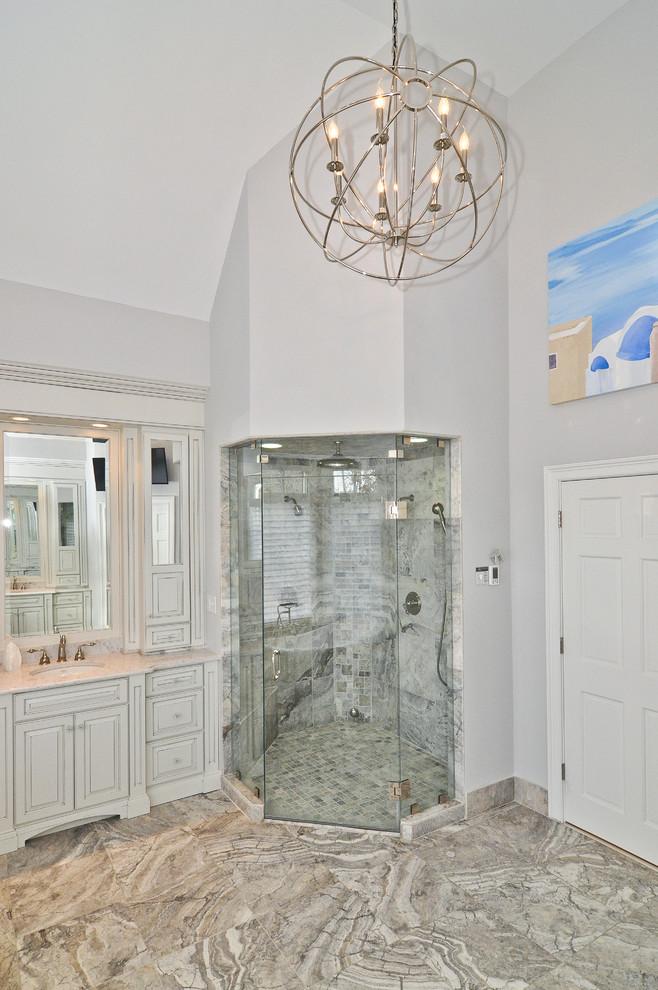 Lake Heather Master Bedroom / Bathroom Remodel - Bathroom ...