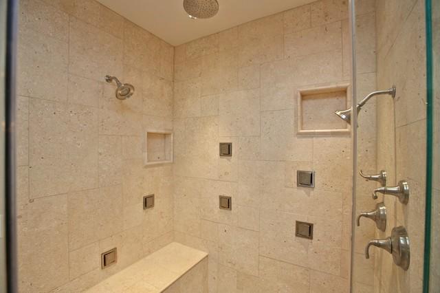 Lake House contemporary-bathroom