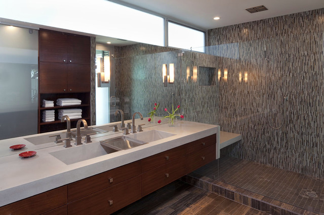 contemporary bathroom ideas contemporary-bathroom