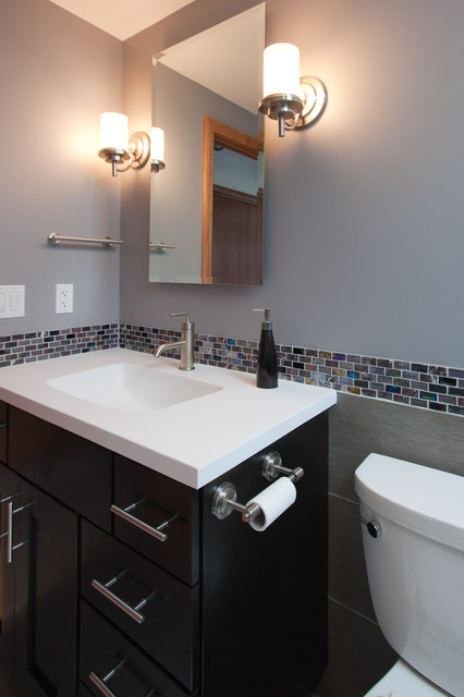 Delicieux Lake Minnetonka: Modern Bathroom Remodel Modern Bathroom