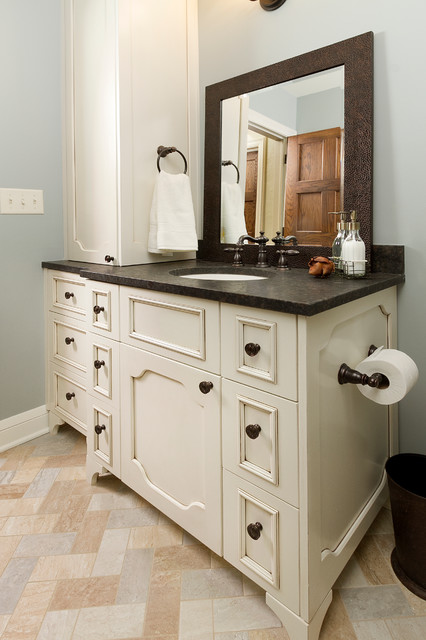 Lake of the Isles Tudor Renovation traditional-bathroom