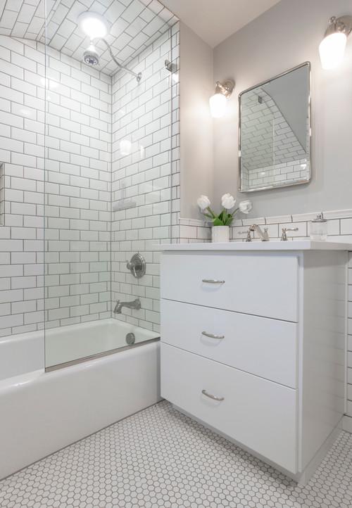 Beau Bathroom Addition, Midrange