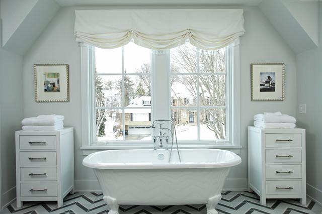 Lakeside Living transitional-bathroom