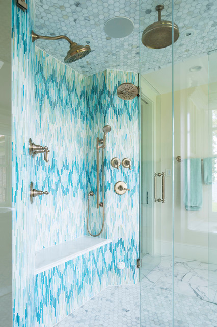 project lakeside luxury traditional bathroom minneapolis by tile by design. Black Bedroom Furniture Sets. Home Design Ideas