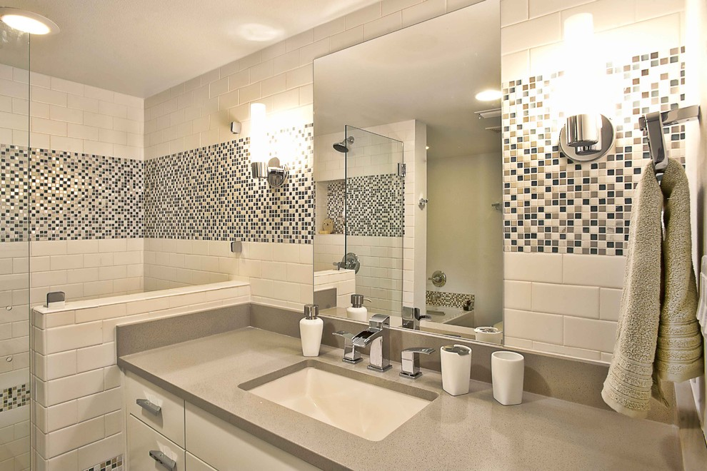 Lakeview Remodel - Modern - Bathroom - Austin - by ...