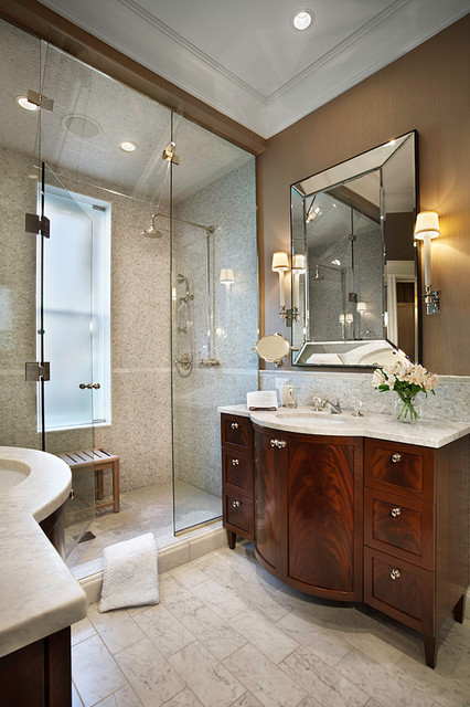 25 Beautiful Examples Of How To Style Your Bathroom