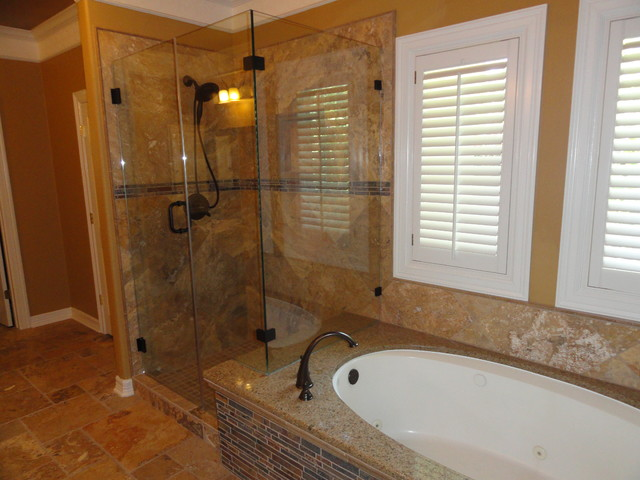 Quality Renovations mediterranean-bathroom