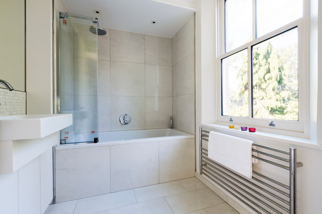 Lambourn road contemporary bathroom london by for Bathroom design jobs london