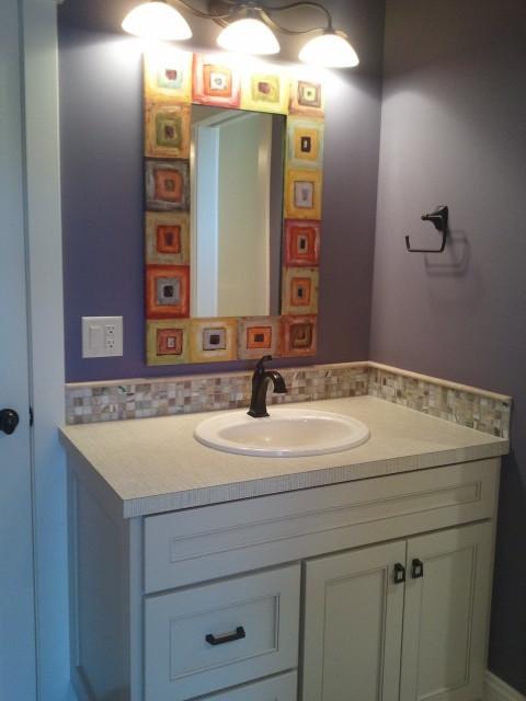 Formica bathroom countertops