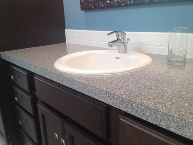 Laminate Countertops Traditional Bathroom Grand