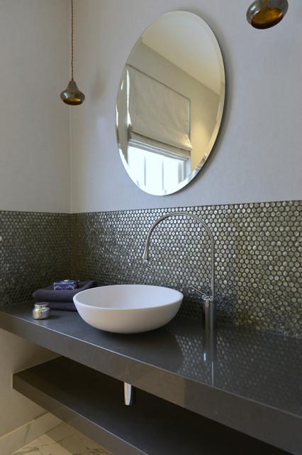 Lancaster Gardens Bathroom Designs Contemporary