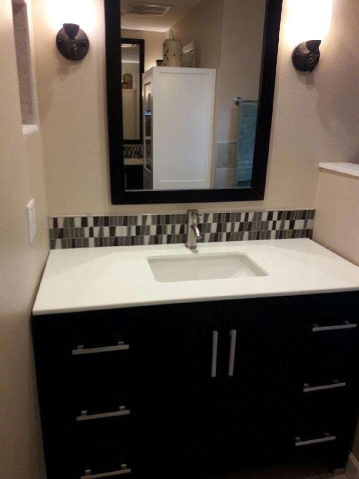 Land O Lakes | Contemporary | Master Bathroom Remodel
