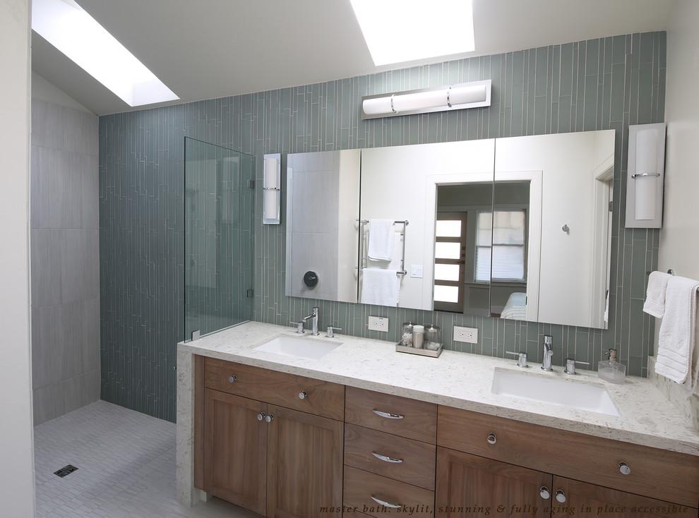 Land Park Cottage - Contemporary - Bathroom - Sacramento ...