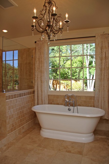 LANDMARK BUILDERS Custom Homes & Renovation traditional-bathroom