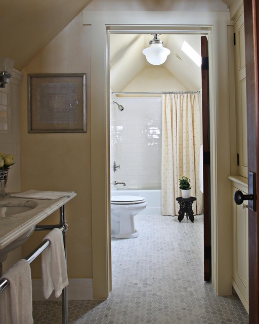Landrum SC residence traditional-bathroom
