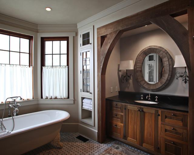 Landrum SC residence bathroom