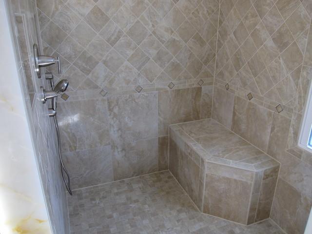 Langhorne Master Bath traditional-bathroom