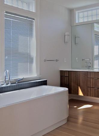 Tierney Conner Design Studio modern-bathroom
