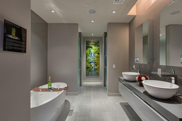 Las Vegas Mandarin Oriental Bathroom Las Vegas By