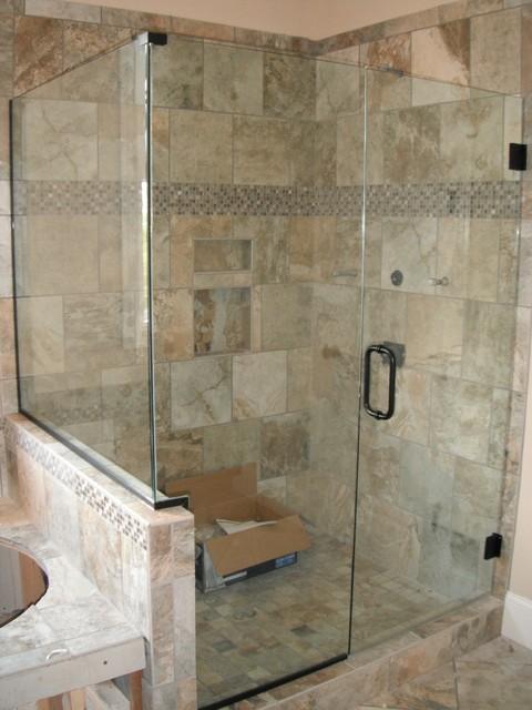 Latest Shower Door Creations bathroom