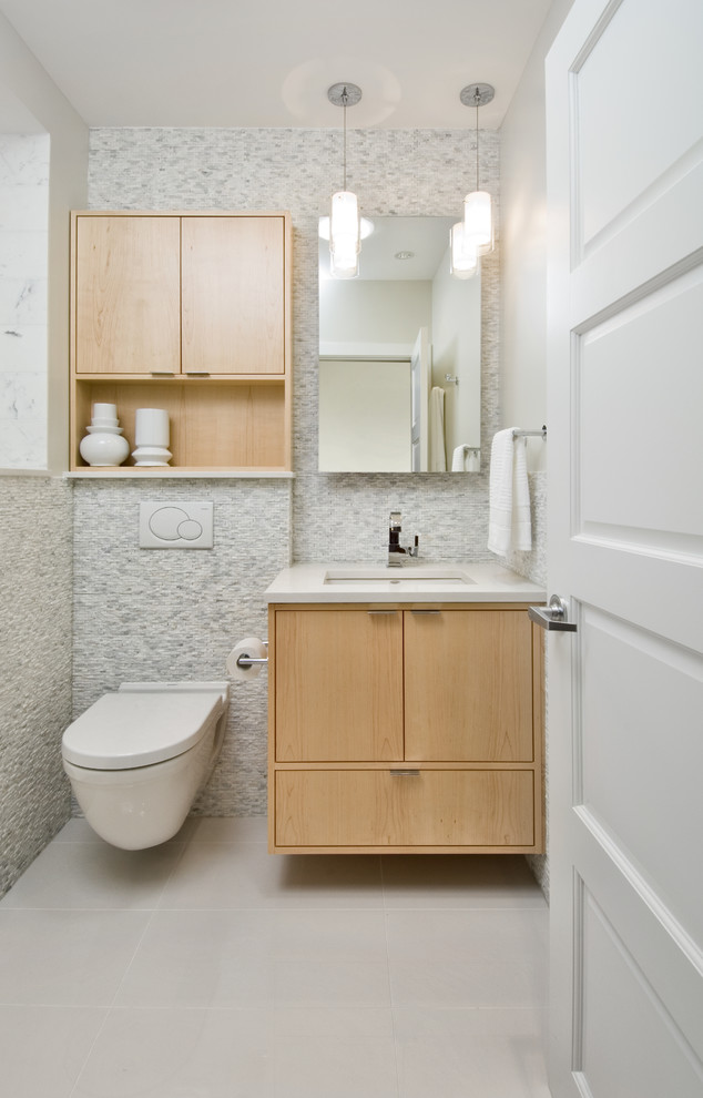 Lauder Ave Main Bathroom Contemporary