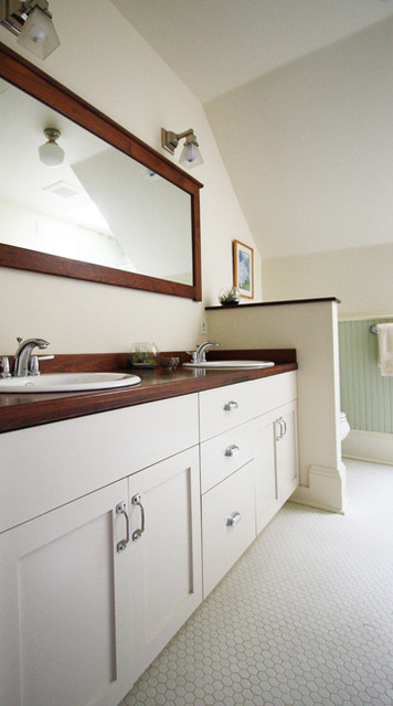 Laurelhurst Bathroom contemporary bathroom