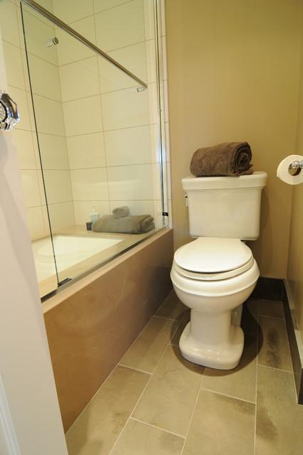 Laurelhurst tudor bathroom traditional bathroom for Tudor bathroom ideas
