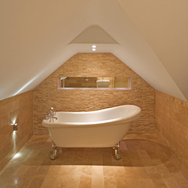 Lauri Howell Designs contemporary-bathroom