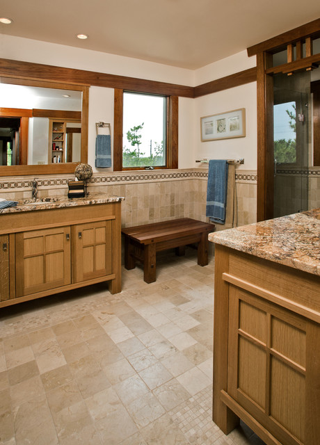 LBI Residence craftsman-bathroom