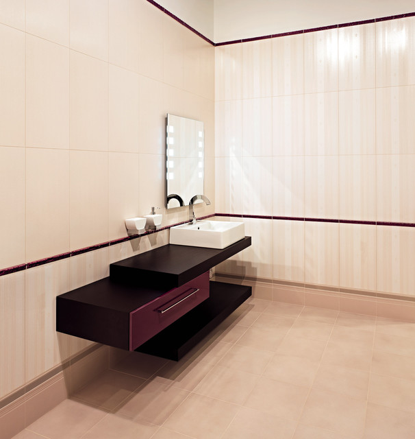 Lea Bassani Design modern-bathroom