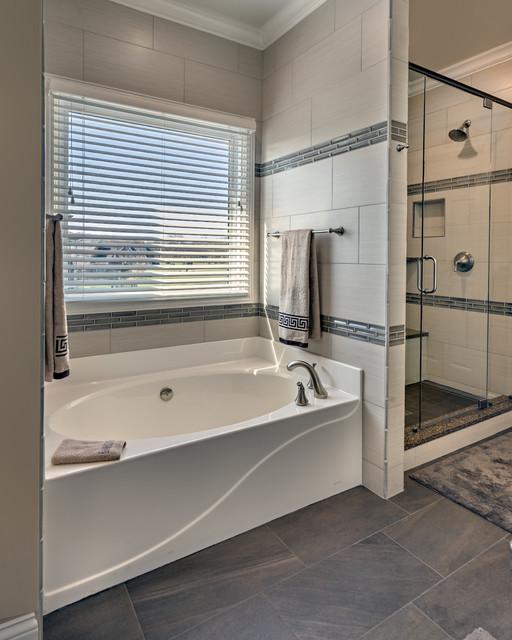 Leanne Way Master Bath Transitional Bathroom
