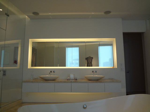 Led Soft Strip Ss2p By Edge Lighting Contemporary Bathroom Chicago By Lightology