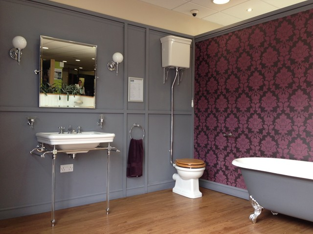 Leicester bathroom showroom for Bathroom design leicester
