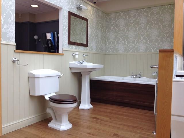 Leicester Bathroom Showroom