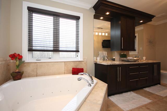 Lemmo Residence contemporary-bathroom