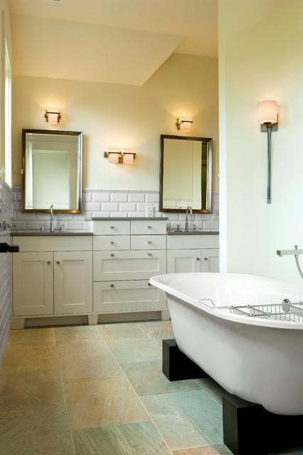 LeMoyne traditional-bathroom