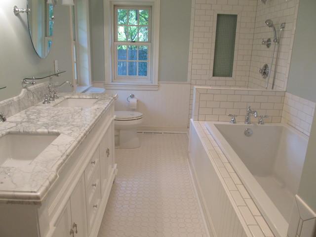 Lenexa Bathroom Install