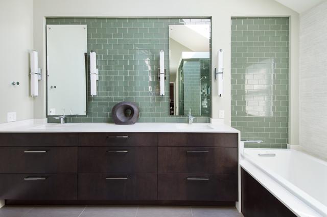 Lenexa Ks Bathroom Remodel Contemporary Bathroom Kansas City By Kitchen Studio Kansas City