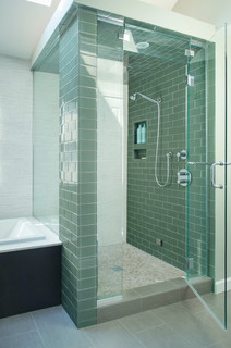 Lenexa Ks Bathroom Remodel Contemporary Bathroom Kansas City By Kitchen Studio Kansas City