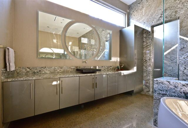 Lennon Bathroom Contemporary Bathroom Dallas By