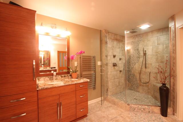 Leo Lantz Construction, Inc. eclectic-bathroom