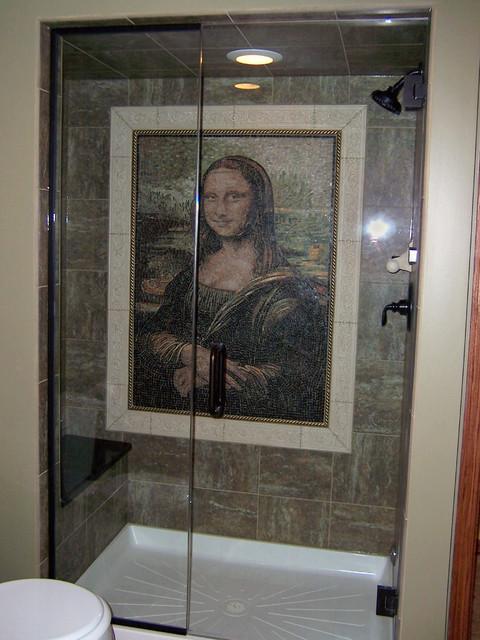 Bathroom Tiles And designs traditional-bathroom