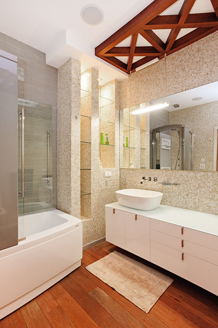 les1a contemporary-bathroom