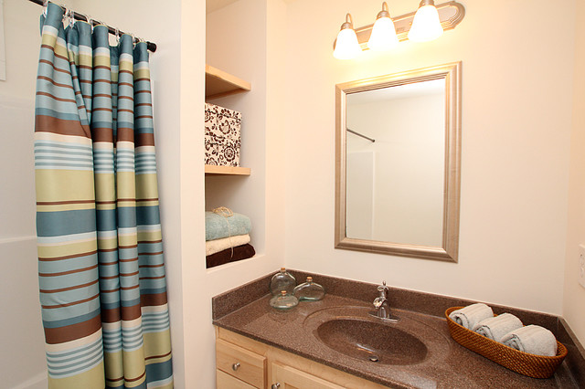 Leverington Townhomes traditional-bathroom