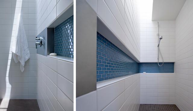 Levin Residence Modern Bathroom Phoenix By Ibarra