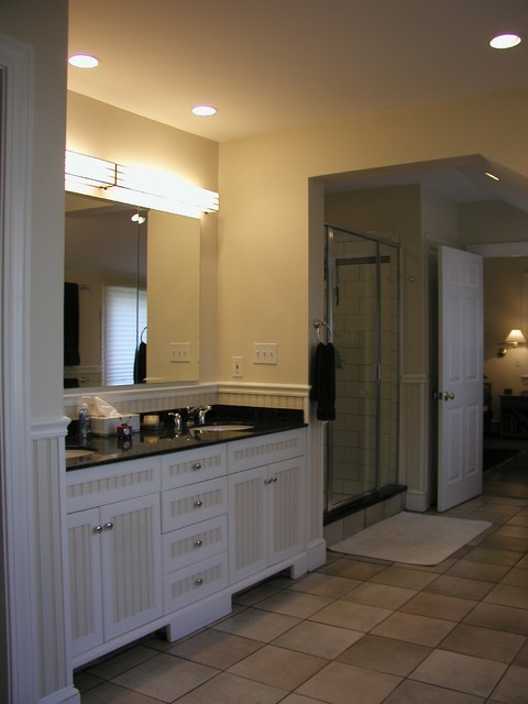 Lexington Addition With Kitchen And Master Suite Traditional Bathroom Boston By